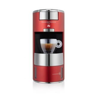 illy X9 rood