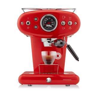 illy X1 Anniversary rood