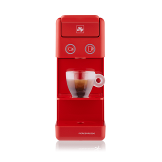 illy Y3.2 rood