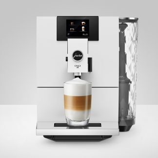 Machines met koffiebonen